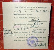 DIREZIONE DIDATTICA DI S. PANCRAZIO TIMBRO - Timbri Generalità