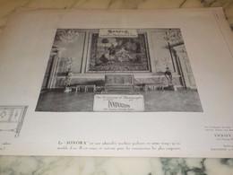 ANCIENNE PUBLICITE LE MEILLEUR PHONOGRAPHE DU MONDE SONORA 1923 - Music & Instruments