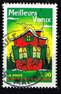 Frankreich 1998, Michel# 3344 O Happy New Year - Greetings - Frankreich