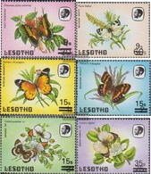 Lesotho 598-603 (completa Edizione) MNH 1986 Francobolli - Lesotho (1966-...)