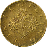 Monnaie, Autriche, Schilling, 1975, TB+, Aluminum-Bronze, KM:2886 - Autriche