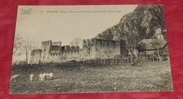 73 - Epierre - Château Des Anciens Marquis De La Chambre ( Moyen âge ) :: Animation Berger Chien & Moutons --------- 470 - Autres Communes