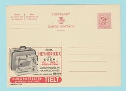 Pub.4   Publibels N° 1742 Thème: Machine à Coudre Bernina  ** - Stamped Stationery