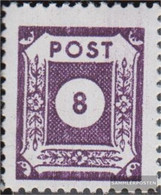 Soviet Zone (Allied.cast.) 44D II C Tested With Attest, Coswig Dentate 11 Unmounted Mint / Never Hinged 1945 Paragraph I - Soviet Zone