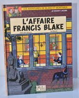 Blake En Mortimer 13 - L' Affaire Francis Blake (Hardcover EO) 1996 - Erstausgaben