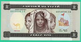 1 Nakfa - Erythrée - 1997 - N° AC9035702 - Neuf - - Eritrea