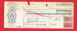 1 Lettre De Change & RAON L'ETAPE AMOS - Bills Of Exchange