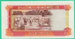5 Dalasis - Gambie - 1991 - N° C0389761 - Neuf - - Gambie