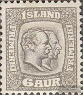 Iceland Mi.-number.: 80 With Hinge 1915 Christian And Frederik - Islandia