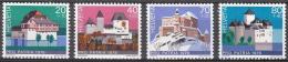 Switserland, Helvetia 1978 Mi.1130/1131 -Yvert 1060/1063 Postfrisch/MNH/** - Suisse