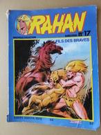 Rahan Nouvelle Collection Bimestriel N°17 Septembre 1980 - Rahan
