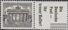 Berlin (West) W37 Unmounted Mint / Never Hinged 1952 Berlin Buildings - [5] Berlin