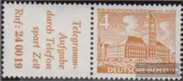 Berlin (West) W31 Unmounted Mint / Never Hinged 1952 Berlin Buildings - Unused Stamps