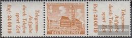 Berlin (West) W30 Tested Unmounted Mint / Never Hinged 1952 Berlin Buildings - Unused Stamps
