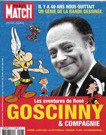 GOSCINNY LES AVENTURES DE .. GOSCINNY & COMPAGNIE MATCH HORS-SÉRIE - Zeitschriften & Magazine