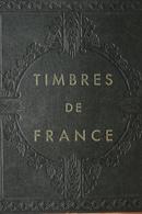 Album France Yvert Et Tellier Début De Collection 1849-1962 - Collections (with Albums)