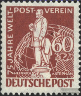 Berlin (West) 39 Tested Unmounted Mint / Never Hinged 1949 UPU - Unused Stamps