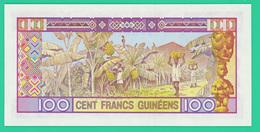 100 Francs - Guinée - 1960 - N° AX7099590 -  Neuf - - Guinée