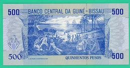 500 Pesos - Guinéa Bissau - 1990 - N° CC977821 -  Neuf - - Guinea-Bissau
