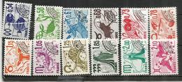 FRANCE. Les Signes Du Zodiaque,   12 Timbres Neufs **  Côte 18,00 Euro - Astrologie