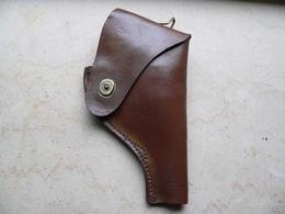 Etui Cuir Pour Smith Et Wesson VICTORY Calibre 38 - Decorative Weapons
