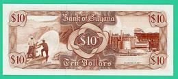 10 Dollars - Guyana - 1966 - N° A/26 321386 -  Neuf - Ministère Of Finance - - Guyana