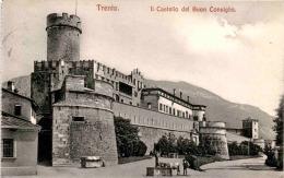 Trento - Il Castello Del Buon Consiglio * 30. 12. 1907 - Trento