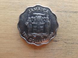 Jamaique  10  Dollars  1999  Km 181 - Jamaique