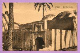 Tripoli - Un Marabutto - Libye