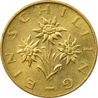Monnaie, Autriche, Schilling, 1984, TTB+, Aluminum-Bronze, KM:2886 - Autriche