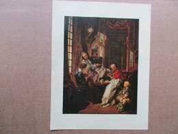 Les Chefs-d'oeuvre De La Peinture XVIIIe Siècle - Serie 1 / Collection Du Chèque Tintin / François Boucher - Collections