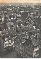 CP - (68) Haut-Rhin - Le Vieux Colmar - La Vieille Ville Du Haut De La Cathédrale - Colmar