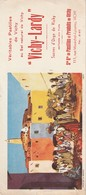 Rare Buvard Pastilles De Vichy-Lardy - Carte Assorbenti