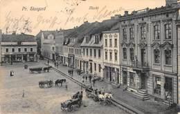 AK - PR STARGARD, Markt - Pommern