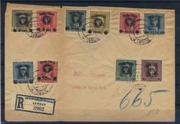 POLOGNE   BLOC   N°  99   /  107 - ....-1919 Gouvernement Provisoire