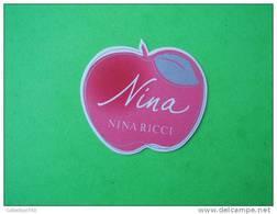RICCI NINA - Carte Parfumée - Modern (from 1961)