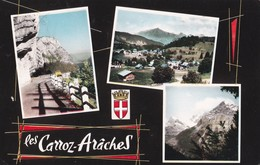Carte 1960 LES CARROZ / ARACHES - France