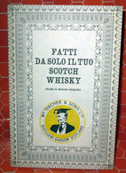 FATTI DA SOLO IL TUO SCOTCH WHISKY DISTILLERS GLASGOW SCOTLAND - Alcohols