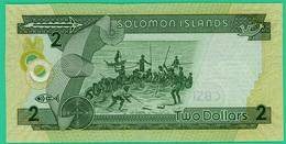 2 Dollars - Salomon Islande - N°. C/2 935417 - Neuf - - Islande
