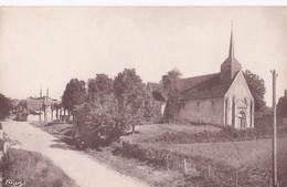 Carte 1950 GARIGNY / EGLISE - Autres Communes