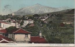 TENERIFE  PEACK OF TEYDE - Tenerife