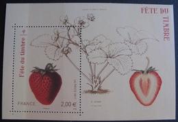 PTT/323 - 2011 - FRAISIER RUBIS - BLOC NEUF** N° F4535 - Sheetlets
