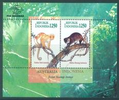 INDONESIA - MNH/** - 1996 - MARSUPIAUX COUSCOUS - Yv BLOC 100  - Lot 17793 - Indonésie