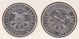 AC -   CYBERDINE DART ISTANBUL 1997 TOKEN - JETON - Monetary/Of Necessity