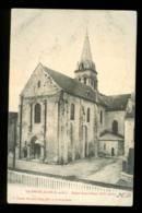 LA FERTE ALAIS  église Notre Dame édition Bergerin Carte Rare - La Ferte Alais