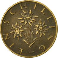 Monnaie, Autriche, Schilling, 1972, TB+, Aluminum-Bronze, KM:2886 - Autriche