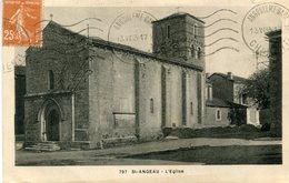 SAINT ANGEAU - France