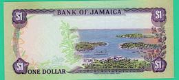 1 Dollar - Jamaïque - 1990 -  N°EC515787  -   Neuf - - Jamaique