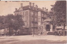 CPA -  131. CAUTERETS L'hôtel Régina - Cauterets