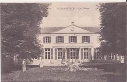 CPA -  GONDREVILLE Le Château - France